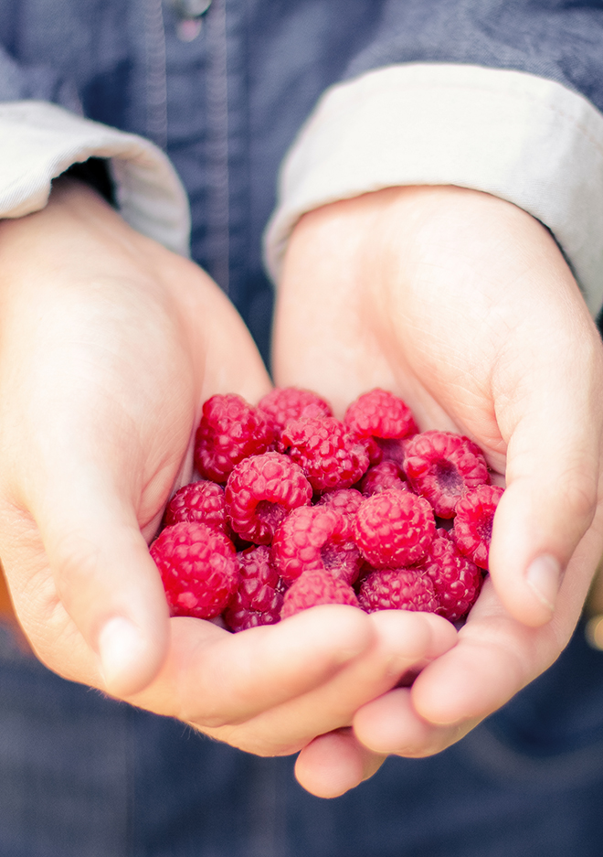 5 Natural and Homemade Raspberry Face Masks