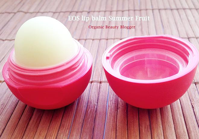EOS Lip Balm In Summer Fruit