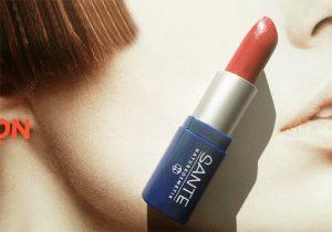 Sante Organic Lipstick Deep Red