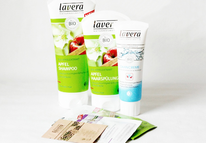 Lavera September Haul #2