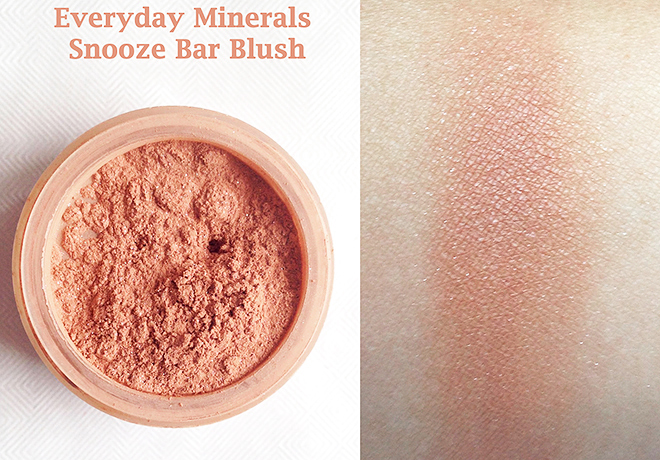 Everyday Minerals Snooze Bar Blush
