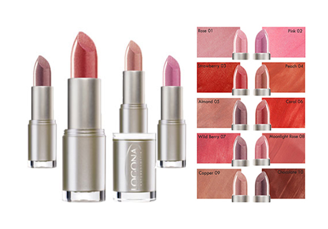 Logona Natural Lipsticks-1