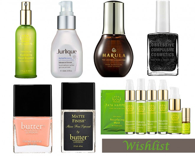 natural sephora sale wishlist