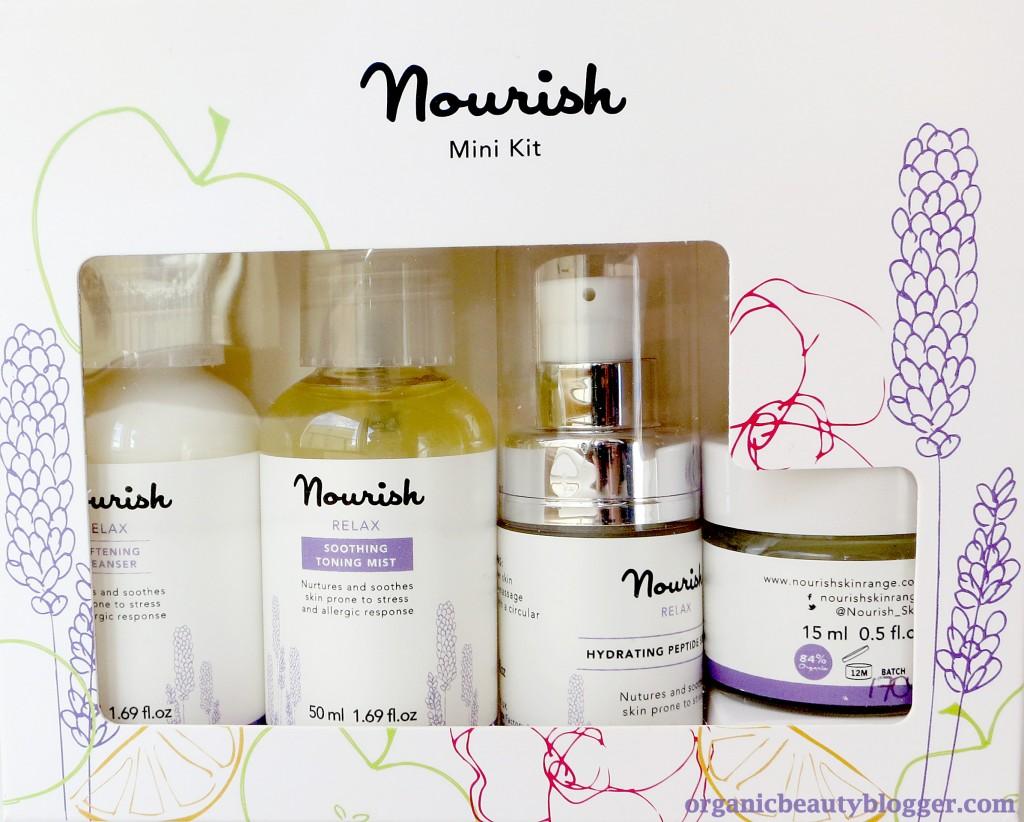 Nourish Relax Starter Kit Review