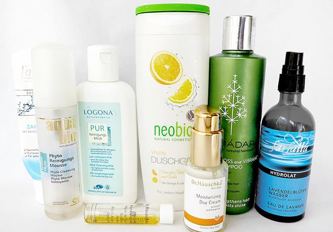 Organic Beauty Empties #3