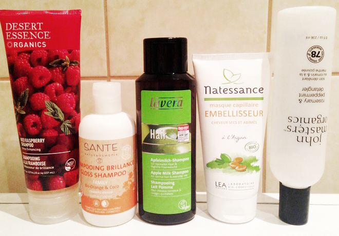 What's In My Bathroom: Current Hair Care Products