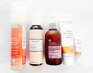 Organic Everyday Skincare Routine