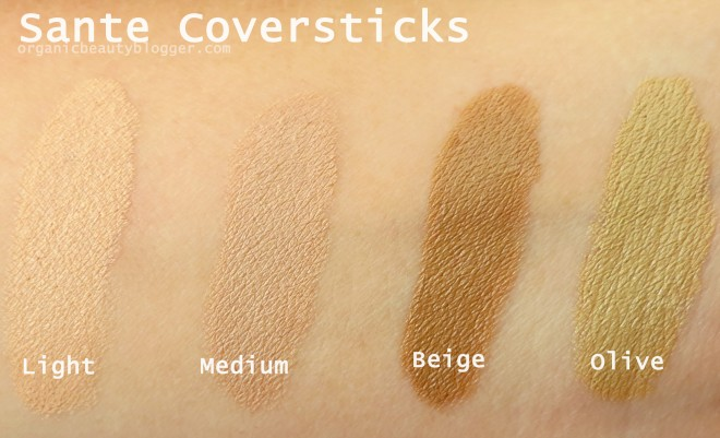 Sante -Coversticks