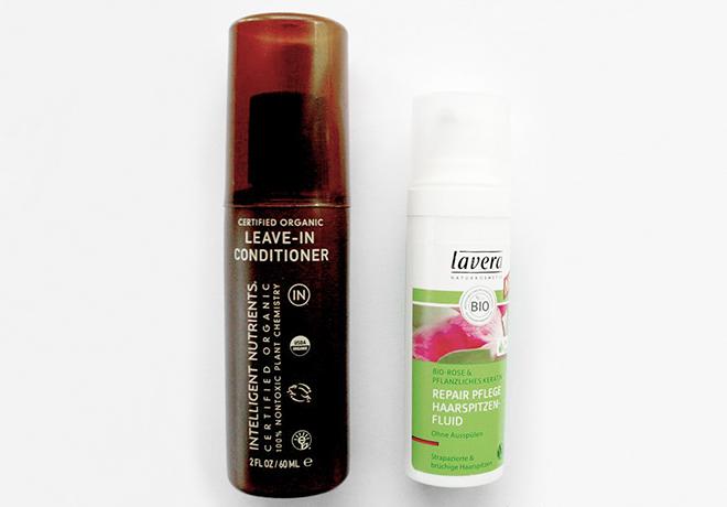 Organic Leave In Hair Treatments