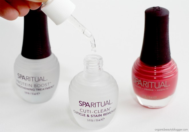Sparitual Cuti-Clean Cuticle And Stain Remover