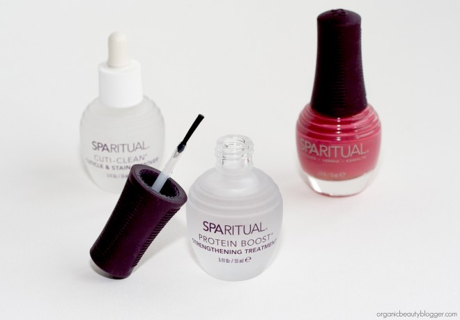 Sparitual Protein Boost Strenghtening Treatment For Nails