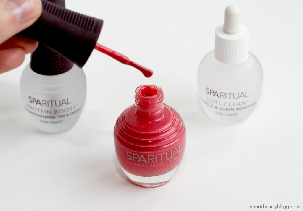 SPARITUAL Vegan 5-Free Nail Treatments