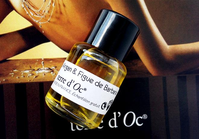 Terre Doc Argan Organic Face Serum Elixir