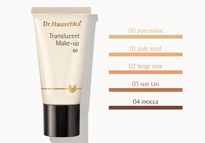 Dr Hauschka Translucent Makeup Foundation