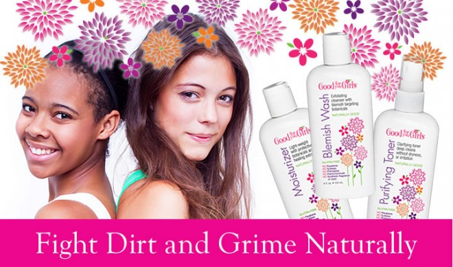 Good For You Girls Natural Skin Care