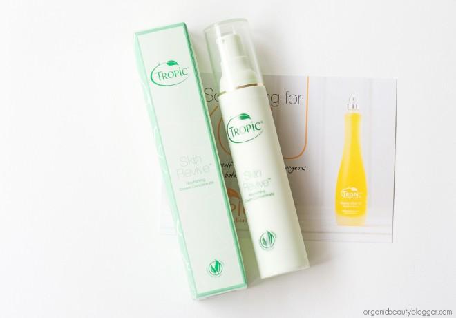 Tropic Skin Revive Nourishing Firming Cream Review