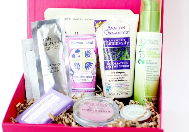 Green Beauty Swap Spring Summer Organic Beauty Blogger