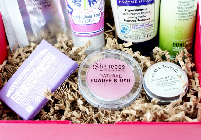 Green Beauty Swap Spring Summer Organic Beauty