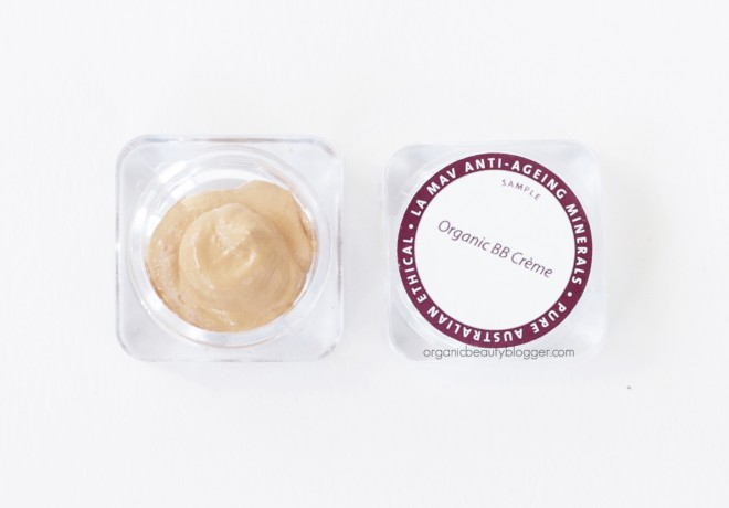 Lamav Organic BB Cream With Sunscreen