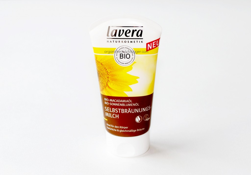 Lavera Natural Face And Body Self Tan Lotion | Review