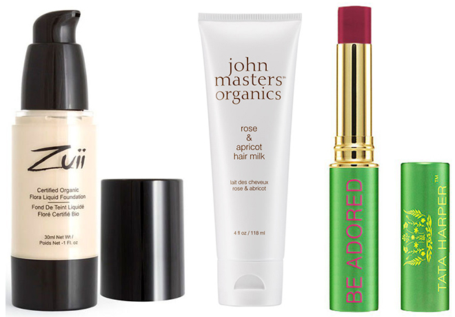 Wishlist: Top 3 Organic Beauty Products For Summer 2014