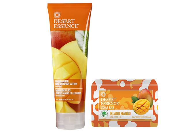 Desert Essence Island Mango Duo
