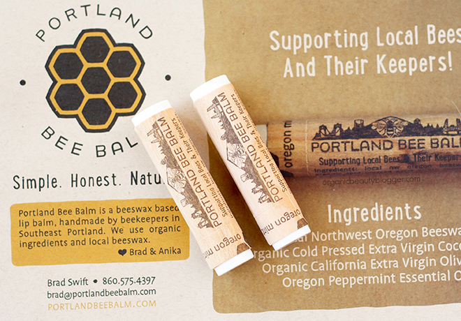 Portland Bee Balms Oregon Mint 1