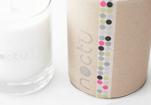 noctu Organic Soy Candle