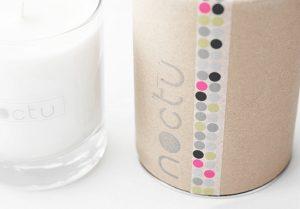 noctu Organic Soy Candle