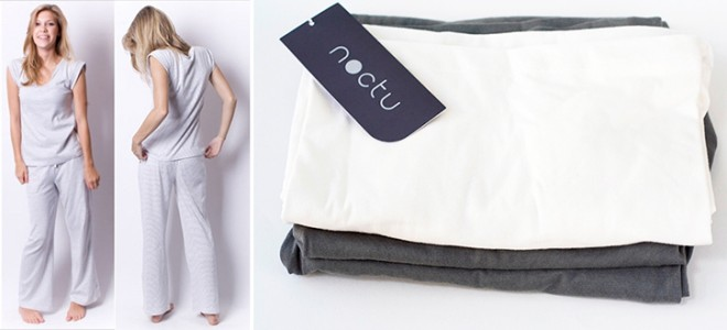 noctu organic night wear giveaway