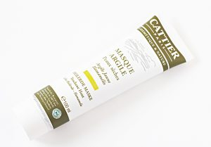 Cattier Yellow Clay Mask