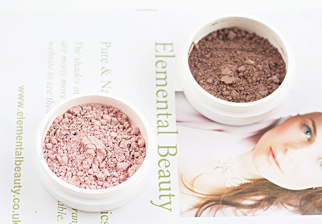 Elemental Beauty Mineral Eyeshadows Petal Sculptress 1