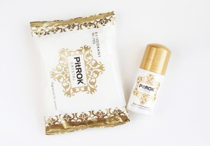 Pitrok Crystal Deodorant Roll On And Wipes Organic