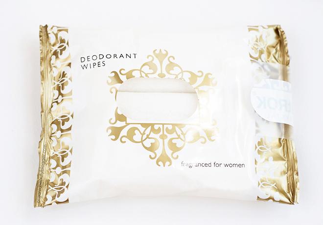 PitRok Deodorant Wipes 1