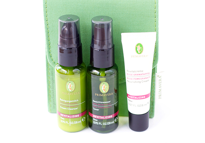 Primavera Revitalizing Travel Set 2