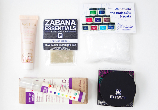 Vegan Cuts Beauty Box August 3