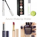 Autumn Organic Makeup Wishlist 2014