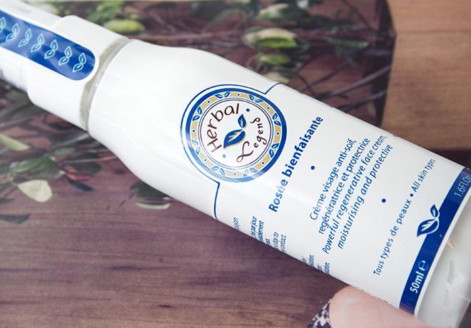 Herbal Legend Regenerative Face Cream 1