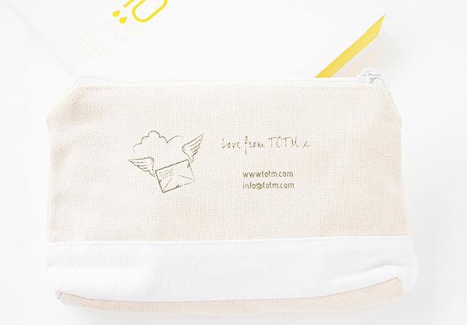 TOTM Organic Cotton Feminine Hygiene