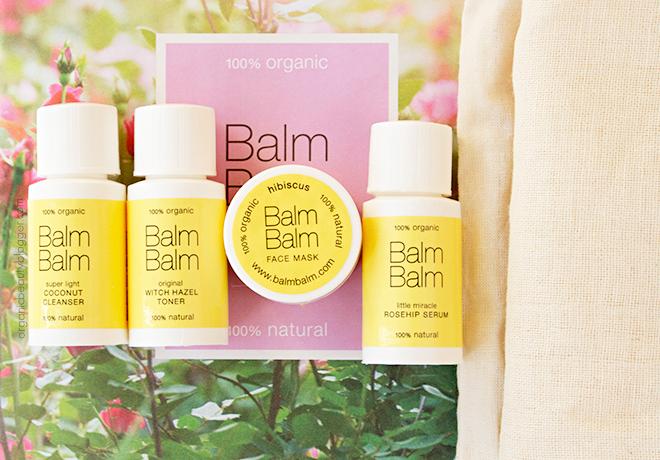 Balm Balm Organic Skin Care Starter Kit
