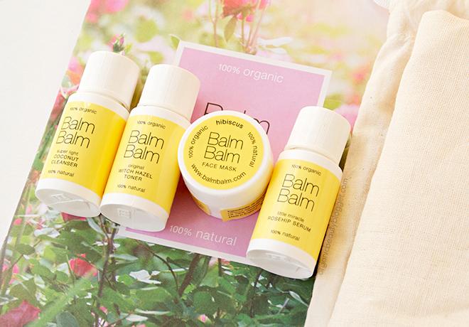 Balm Balm Organic Skincare Starter Kit