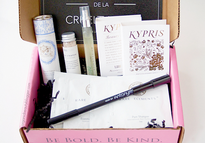 Petit Vour Luxury Beauty Box LE Fall Winter 2014