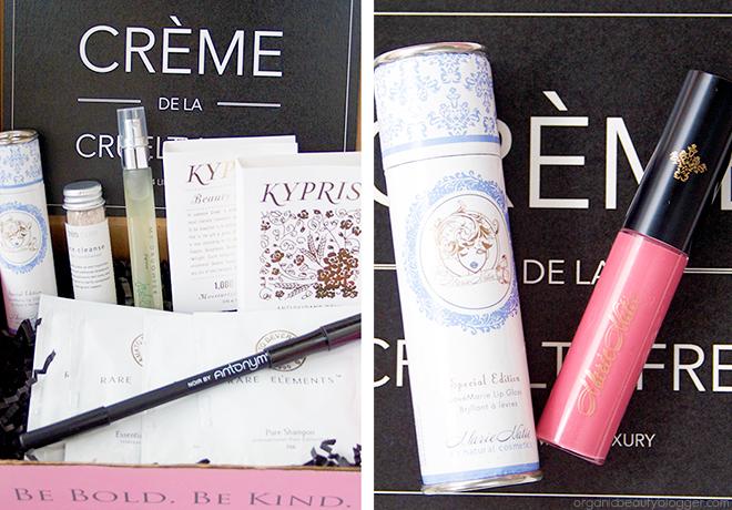 Petit Vour Natural Luxury Beauty Box LE FW 2014