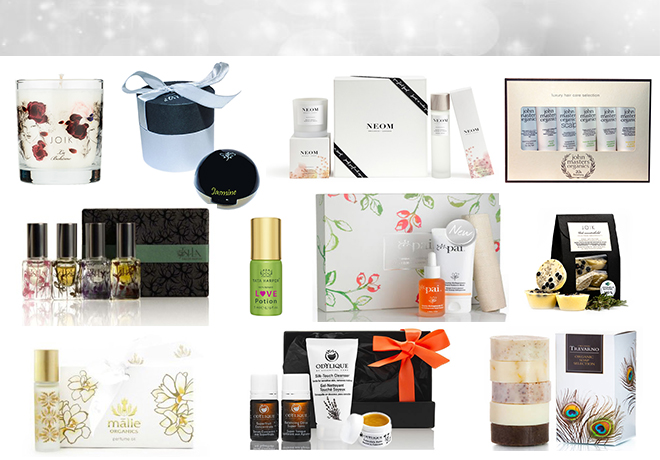 Natural Christmas Beauty Gifts