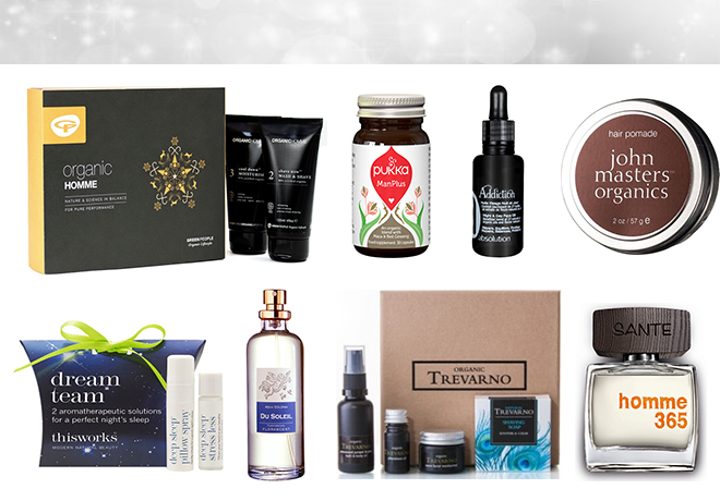 Natural Christmas Gifts For Men 2014