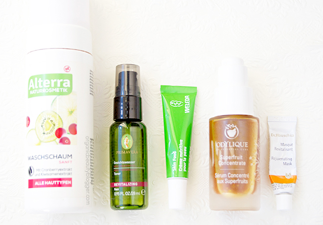 Skincare Morning Routine Organic Beauty Blogger 2015