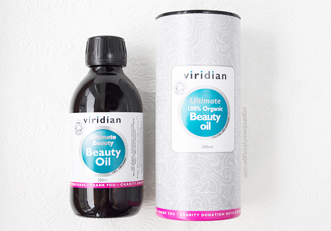Viridian Ultimate Beauty Oil
