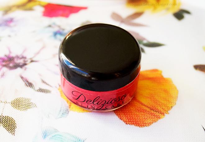 Delizioso Organic Skincare Blush