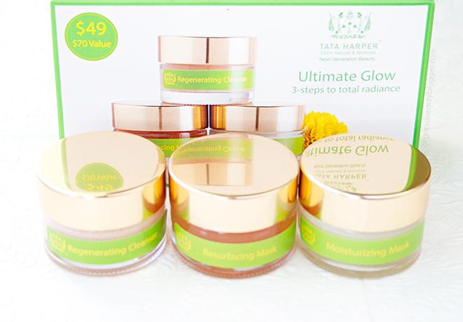 Tata Harper Natural Ultimate Glow Kit