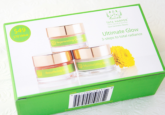 Tata Harper Organic Ultimate Glow Kit